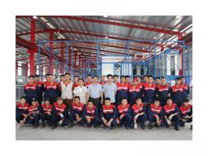 Áp dụng tiêu chuẩn ISO 9001:2015 tại Công ty cổ phần DHA Ninh Bình
